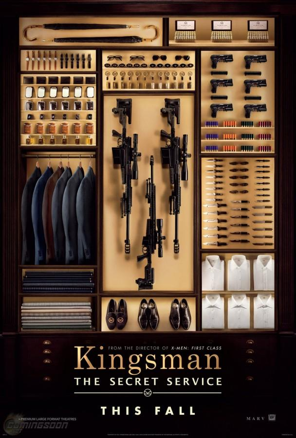 Snarky Catch-phrases and Exploding Heads: Kingsman Movie Review