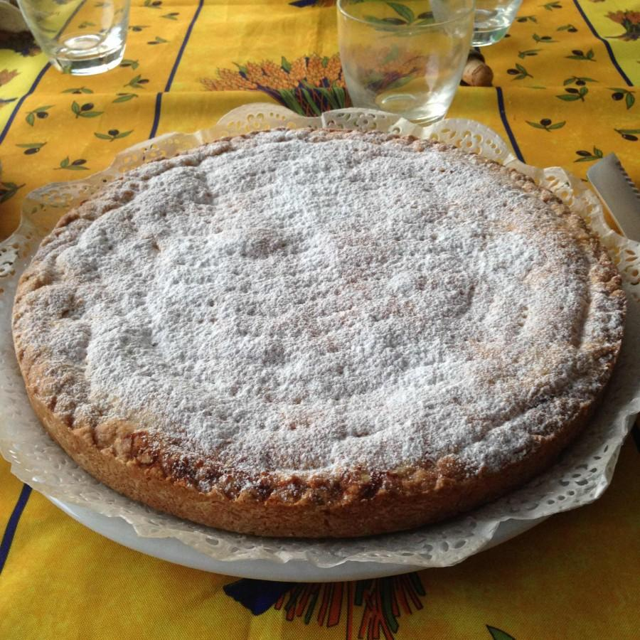 Torta+Pere+E+Amaretti+%28Pears+and+Amaretto+Biscuit+Pie%29%3A+An+Award+Winning+Italian+Dessert