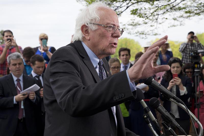 Bernie For Prez!